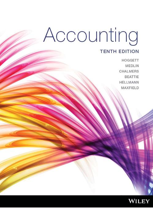 Accounting, 10th Edition