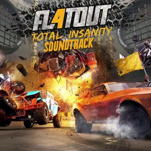 FlatOut 4: Total Insanity OST (2017)
