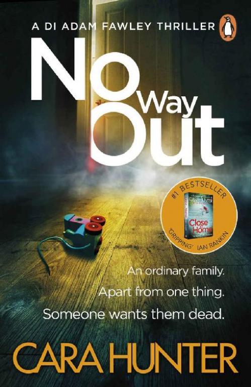 No Way Out by Cara Hunter