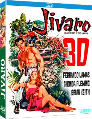 Хиваро в 3Д / Jivaro 3D (1954) BDRip 1080p | OverUnder 3D