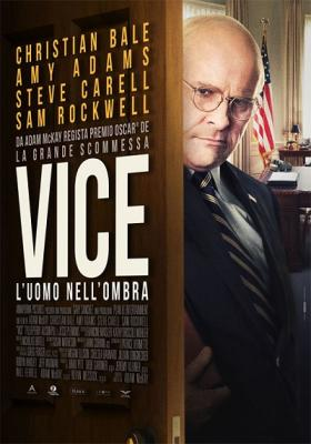 Власть / Vice (2018) BDRip 720p | iTunes