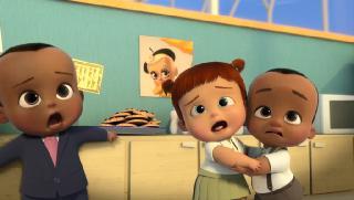 Босс-молокосос: Снова в деле / The Boss Baby: Back in Business [S01] (2018) WEB-DLRip от OlLanDGroup | Невафильм | 3.96 GB