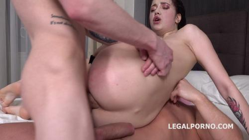 LegalPorno 2019 Sweet Hole Gets 2on1 Anal and DP With Rough Sex 720p XXX MP4-CLiP