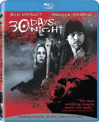 30 дней ночи / 30 Days of Night (2007) BDRip 720p