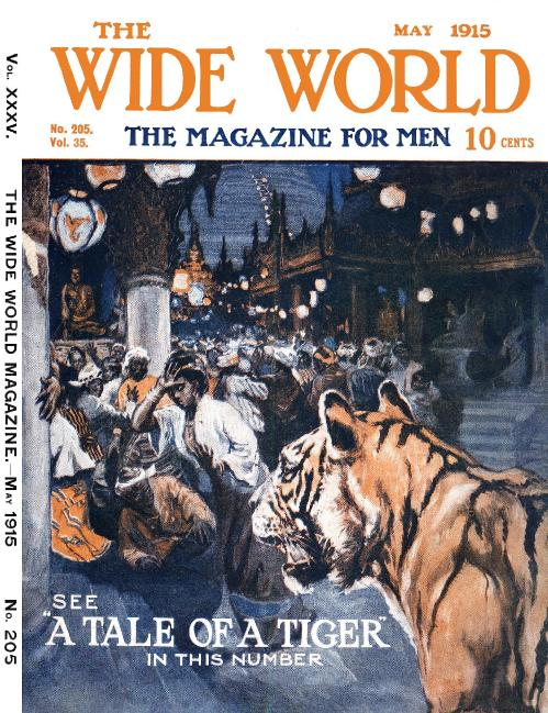 Old Pulp Magazines Collection 29