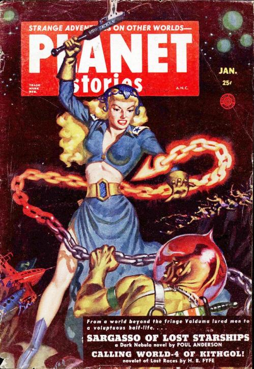 Old Pulp Magazines Collection 30