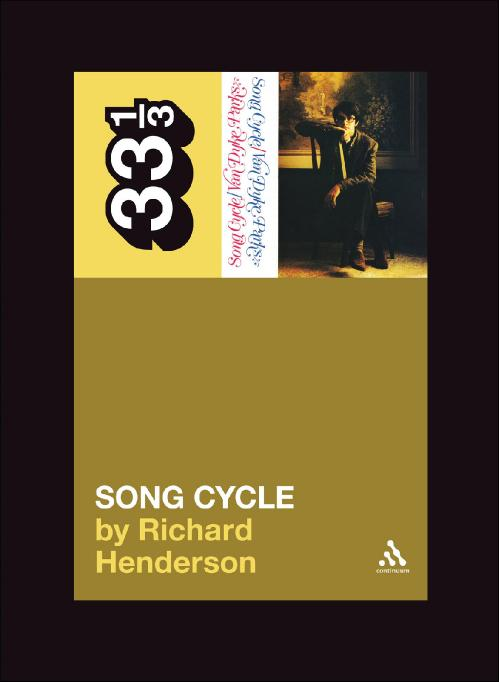 Van Dyke Parks' 'Song Cycle' by Richard Henderson