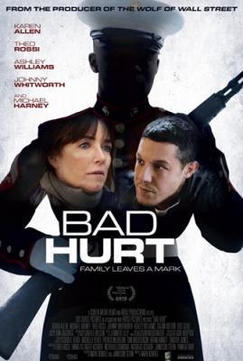 Тяжёлое ранение / Bad Hurt (2015) HDTV 1080i | SDI Media