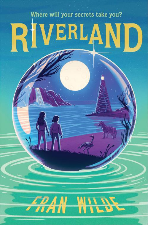 Riverland by Fran Wilde