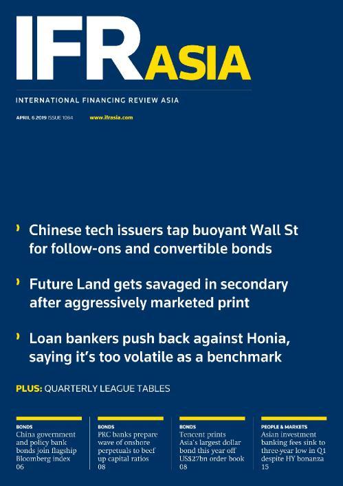 IFR Asia - April 06, (2019)