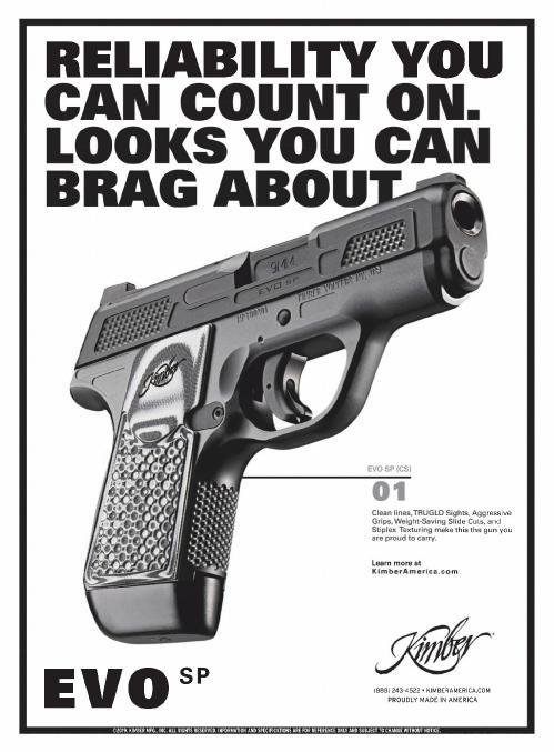 Gun Digest   Volume 36   Issue 5   April 2019