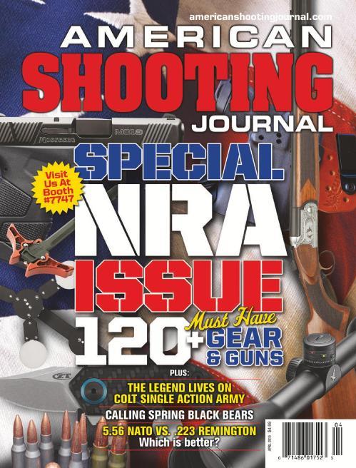 American Shooting Journal - April (2019)