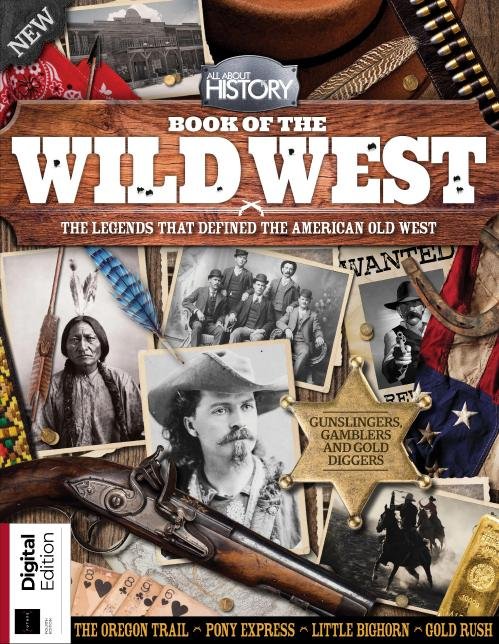 All About History - Wild West, 4th Edition 2018