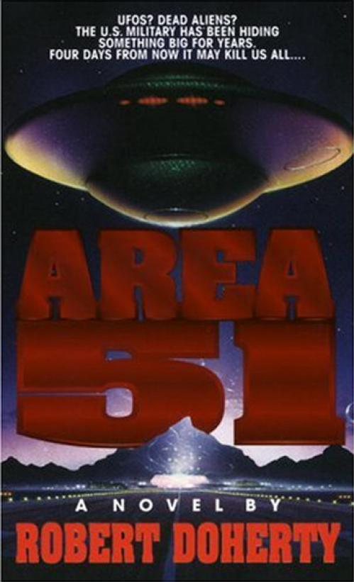 Area 51 series by Robert Doherty