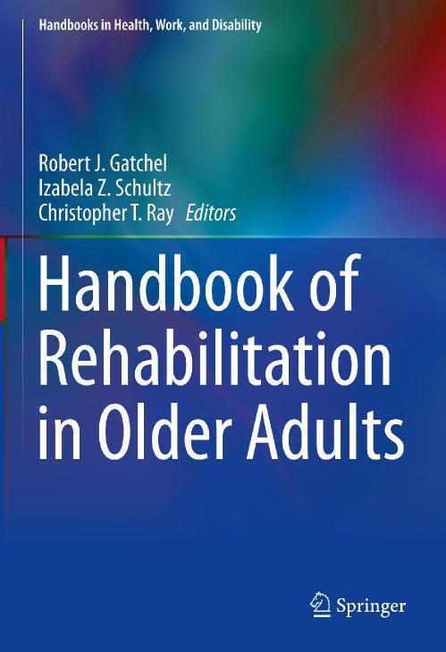 Handbook of Rehabilitation in Older Adults