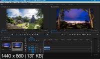 Adobe Premiere Pro CC 2019 13.1.1.11 RePack by KpoJIuK