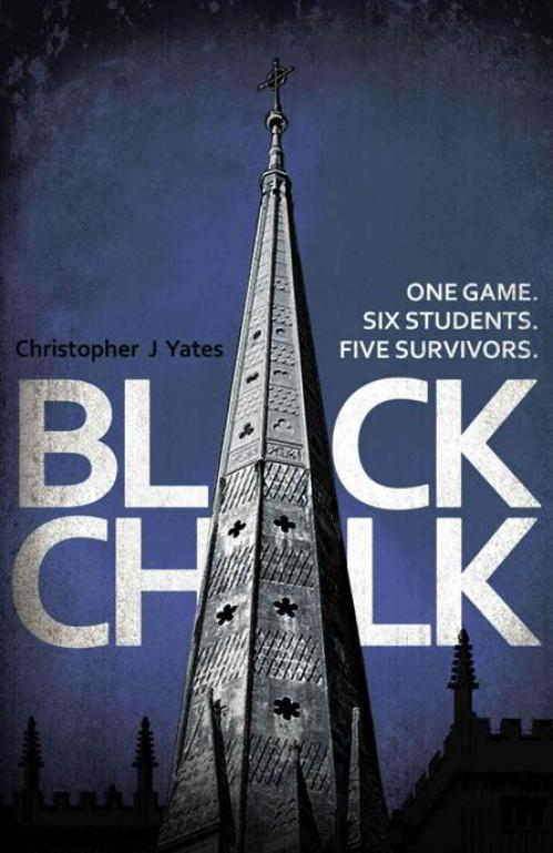 Black Chalk by Christopher J  Yates