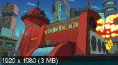 Футурама / Futurama [Сезон: 5] (2007-2009) WEBRip-HEVC 1080p