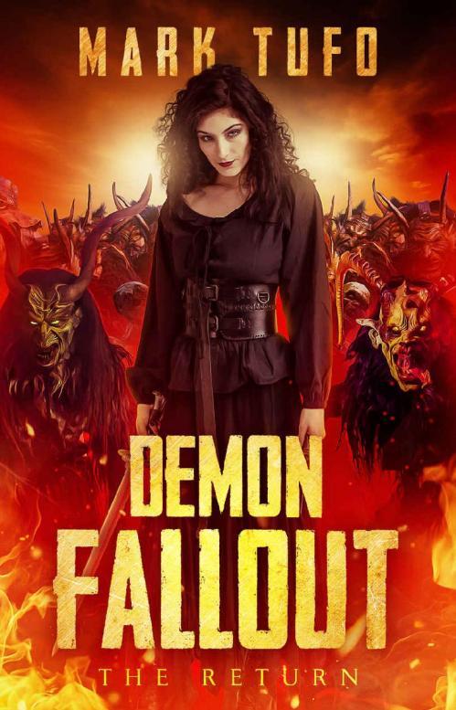 Demon Fallout by Mark Tufo