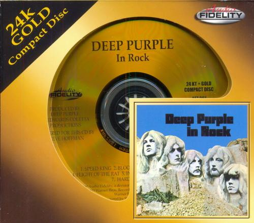 Deep Purple   The Audio Fidelity Collection Limited Edition Box Set (2013)