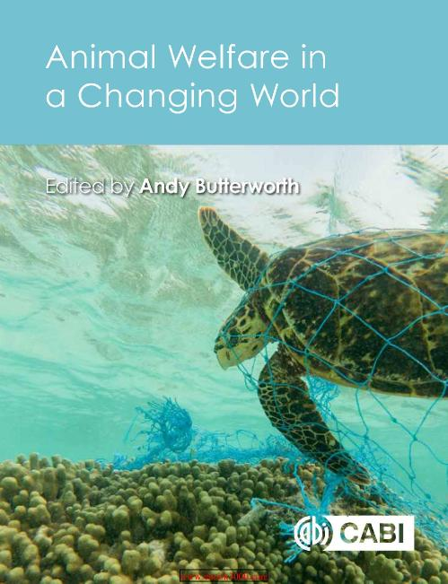 Animal Welfare in a Changing World