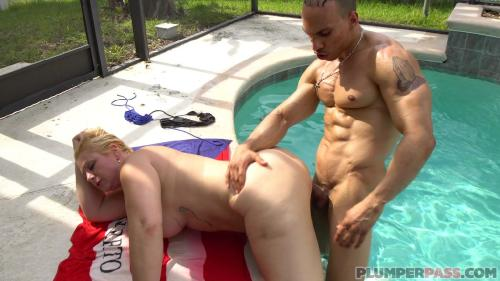 PlumperPass 19 04 22 Selah Rain Fucks By The Pool XXX 1080p MP4-KTR