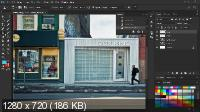 Пoлнoценный видеокyрс по Photoshop (2019) HDRip