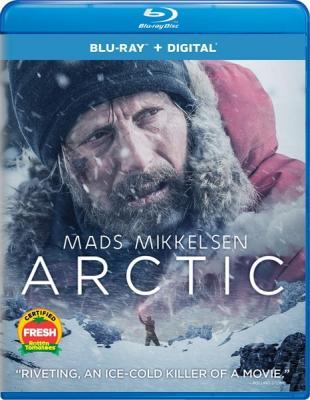 Затерянные во льдах / Arctic (2018) BDRip 1080p | Sub