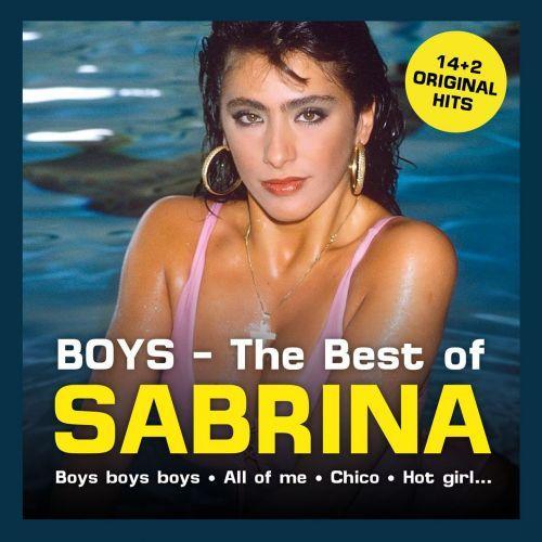 [2013] Sabrina   Boys (The Best Of Sabrina) [CD]