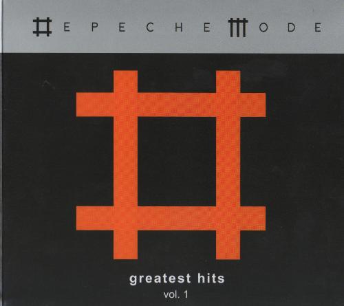 Depeche Mode  Star Mark Greatest Hits Vol 1 & Vol 2 (2009) {} [vtwin88cube]