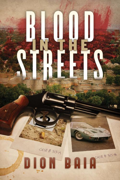 Blood in the Streets by Dion Baia