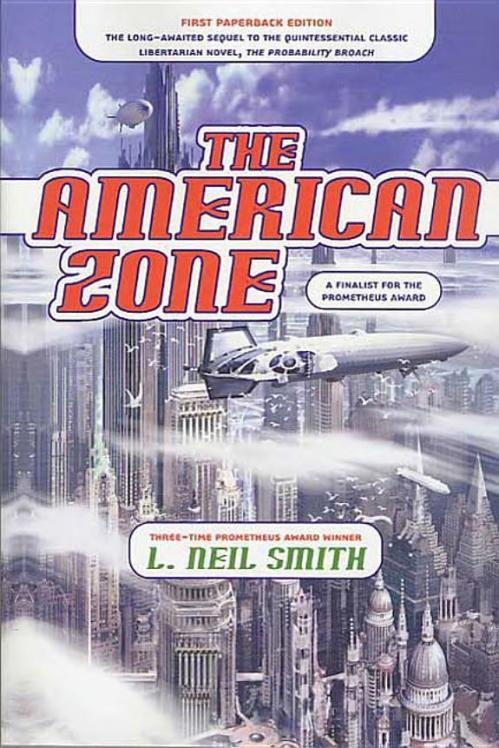 L  Neil Smith  North American Confederacy Series