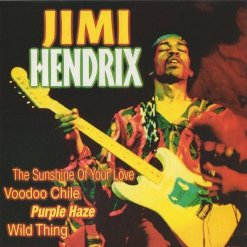 Jimi Hendrix   Jimi Hendrix   (2001) []