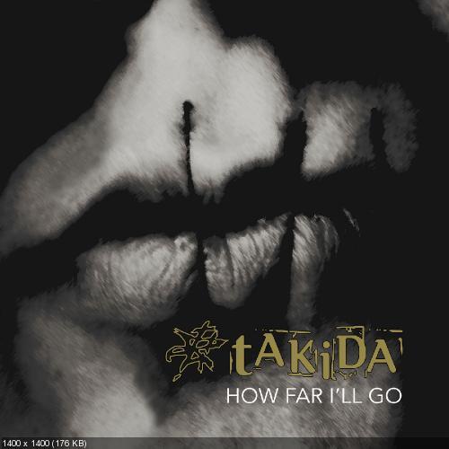 Takida - How Far I'll Go (Single) (2019)