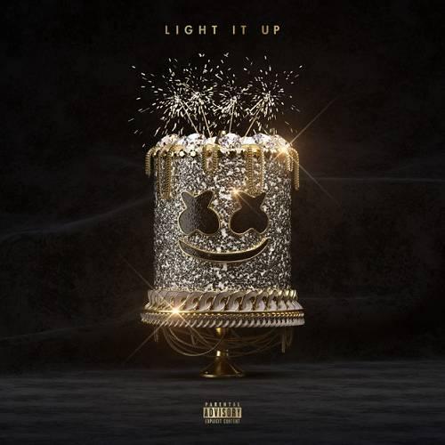 Marshmello & Chris Brown   Light It Up (2019)