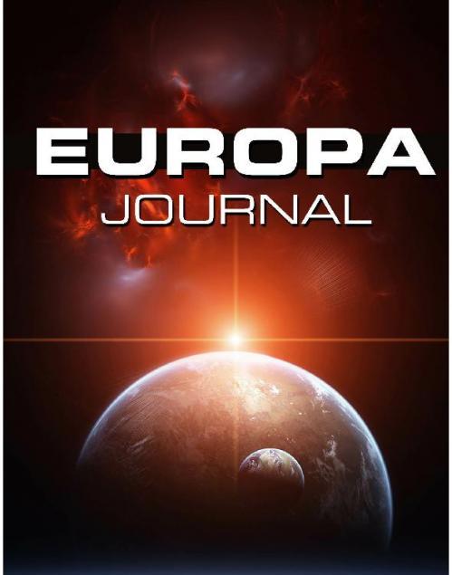 Europa Journal by Jack Castle