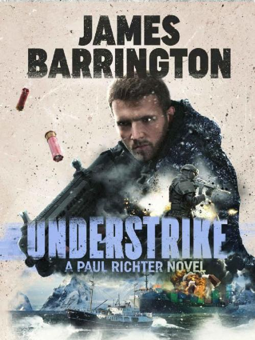 Understrike - James Barrington