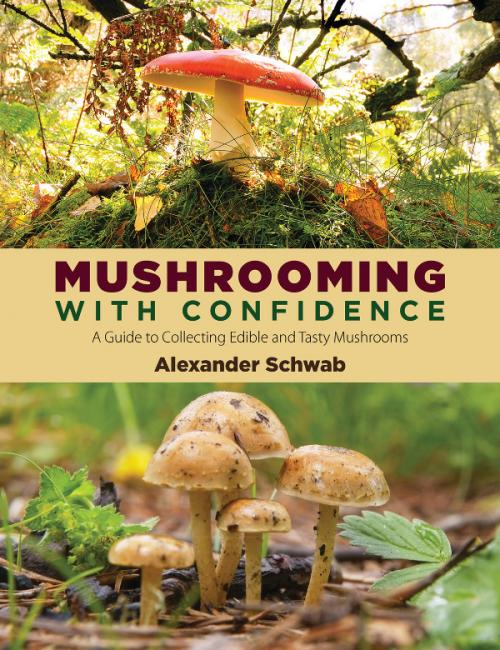 Mushrooming with Confidence A Guide to Collecting Edible and Tasty Mushrooms