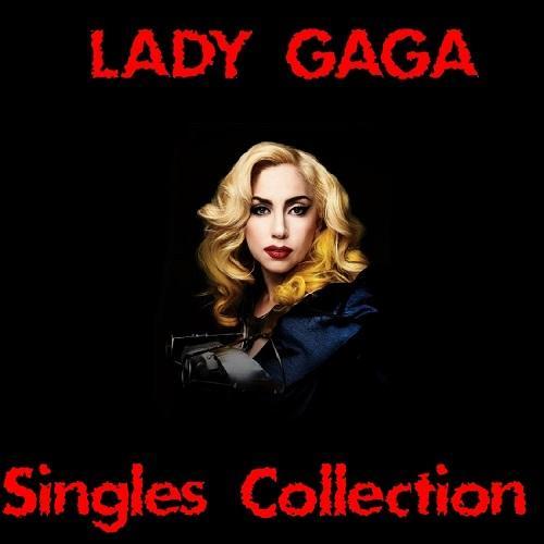 Lady Gaga  - Singles Collection (2 CD) 2017