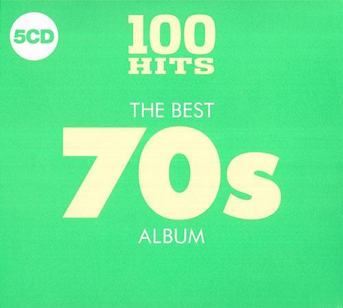 VA - 100 Hits The Best 70s Album [5CD] (2018)