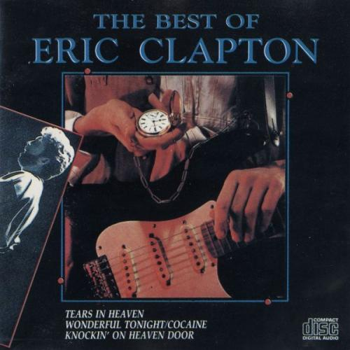 Eric Clapton - Time Pieces [The Best Of Eric Clapton] (1982)