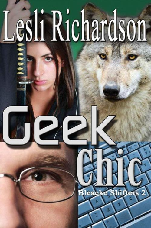 Geek Chic by Lesli Richardson