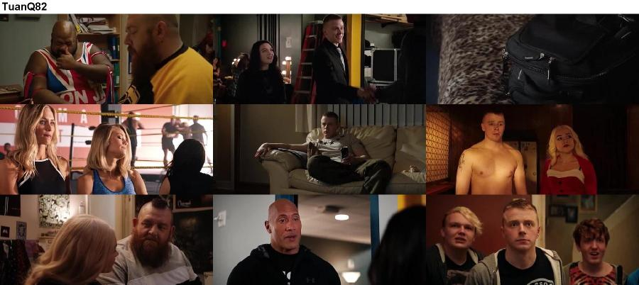 fighting with my family 2019 hdrip xvidetrg