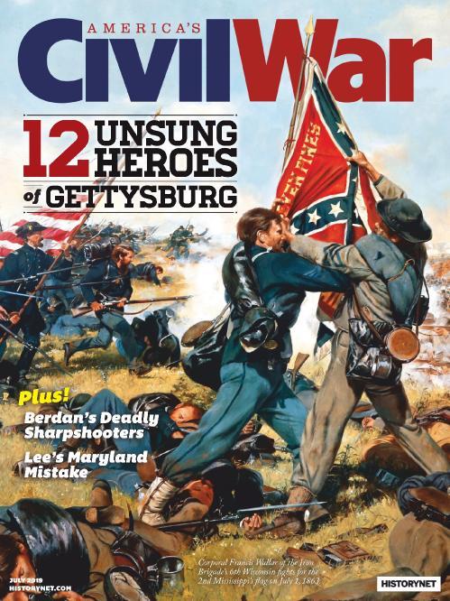 America's Civil War - July (2019)