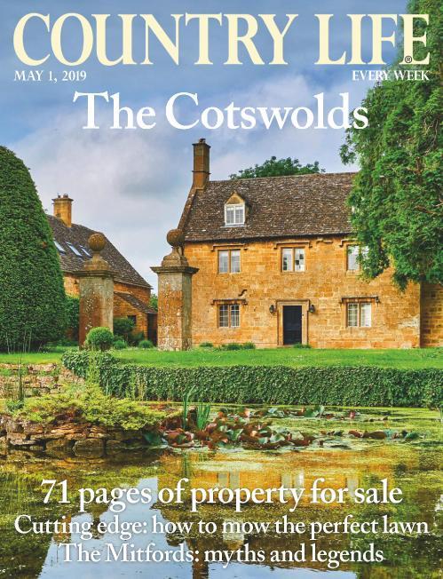 Country Life UK - May 01, 2019