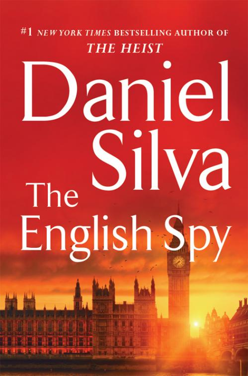 The English Spy (Gabriel Allon #15) by Daniel Silva - 2015 -