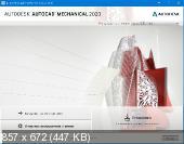 Autodesk AutoCAD Mechanical 2020 (x64) (2019) =Eng/Rus=
