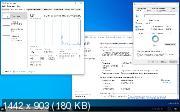 Windows 10 Pro 18890.1000 20H1 PreRelease DREY by Lopatkin (x86-x64) (2019) =Rus=