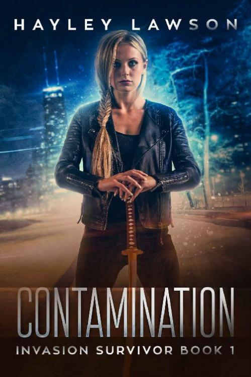 Contamination (Invasion Survivor, n  1) by Hayley Lawson