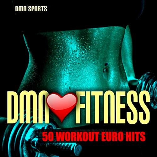 DMN Loves Fitness 50 Workout Euro Hits (2018)